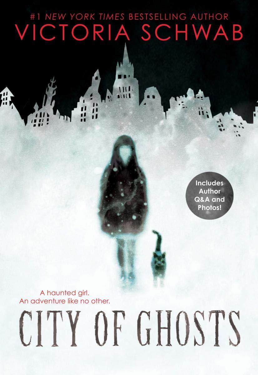 City of Ghosts (1): Schwab, Victoria: 9781338111026: Amazon.com: Books