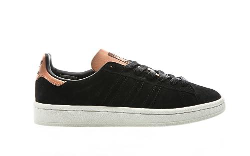 san francisco 98440 7c361 adidas Originals Campus W, core black-core black-supplier colour, 4