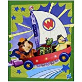 Wonder Pets! Woodboard Puzzle [Flying Boat - 9 Pieces]