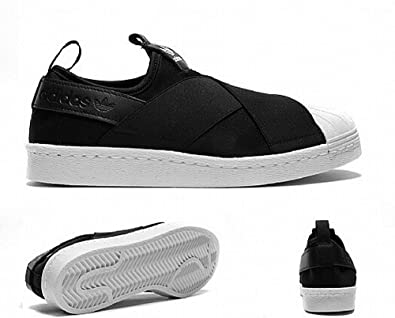 Adidas Superstar Slip on Men's Running Shoes - S-A-L-E ...