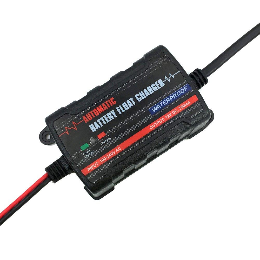 Chargeur de Batterie Intelligent Mainteneur Batterie pour Auto Voiture Moto 12V avec la prise EU par sweetlife