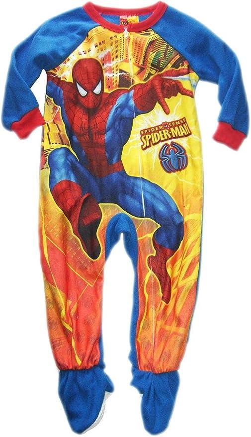 Marvel - Spiderman - Spider Sense - pijama para bebé - Chándal ...