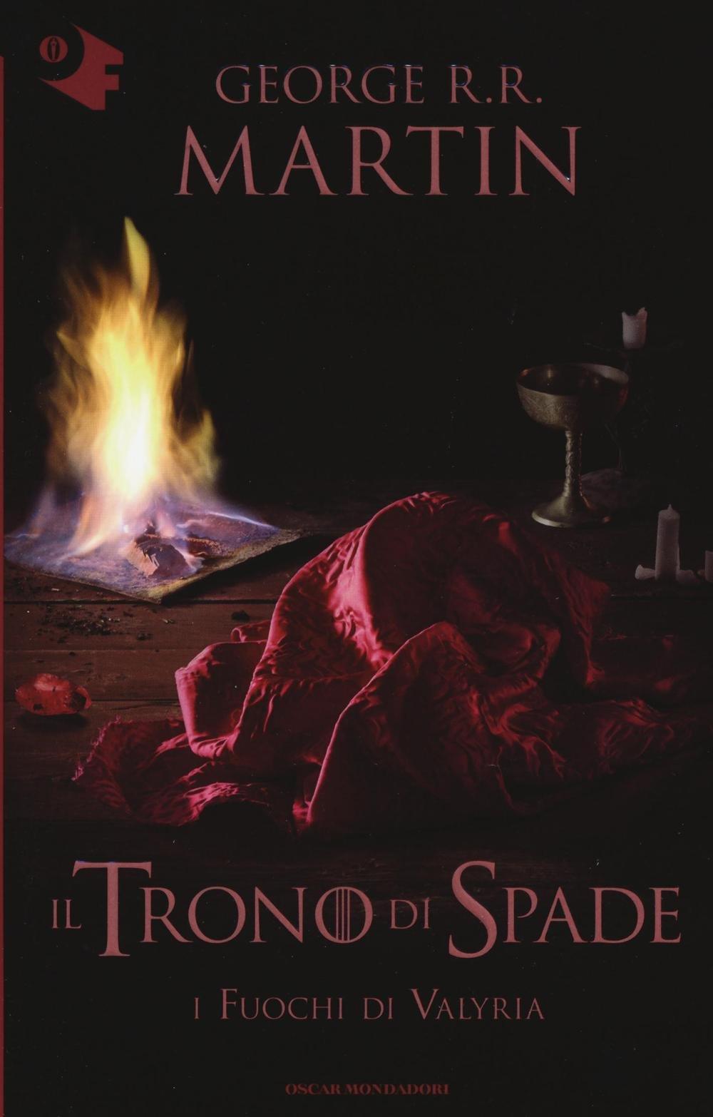 Il trono di spade: 11 (Inglese) Copertina flessibile – 22 mar 2016 George R. R. Martin S. Altieri G. L. Staffilano Mondadori