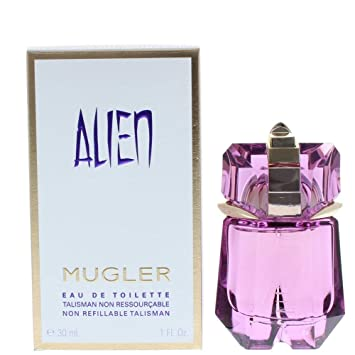 217ffb481a422f ALIEN von Thierry Mugler für Damen. EAU DE TOILETTE SPRAY 1.0 oz / 30 ml