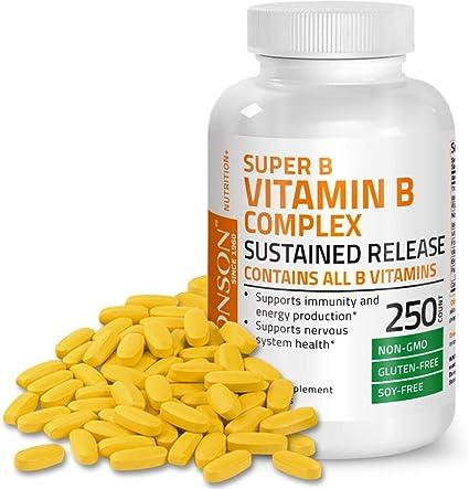 فوائد حبوب فيتامين ب