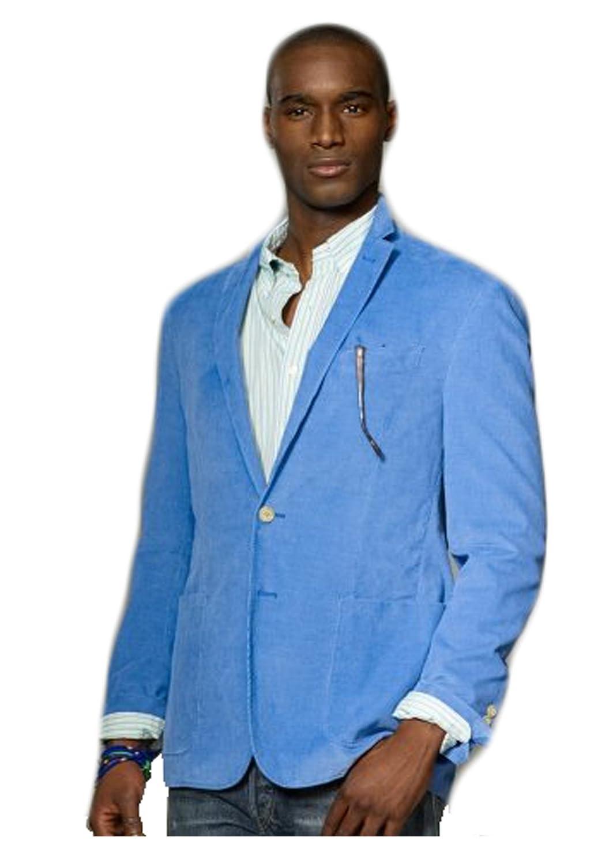Polo Ralph Lauren Men\'s Corduroy Sport Coat Made in Italy (40 R) at ...