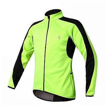 Chaqueta reflectante ropa exterior Fleece de otoño e ...