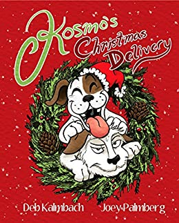 kosmos christmas delivery by kalmbach deb palmberg joey - Amazon Christmas Delivery