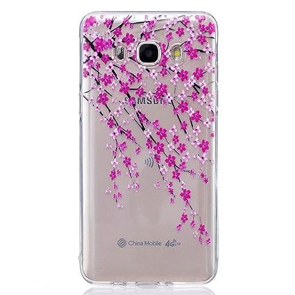 Amazon.com: Funda para Samsung Galaxy J5 (2016) j510fn 5.2 ...