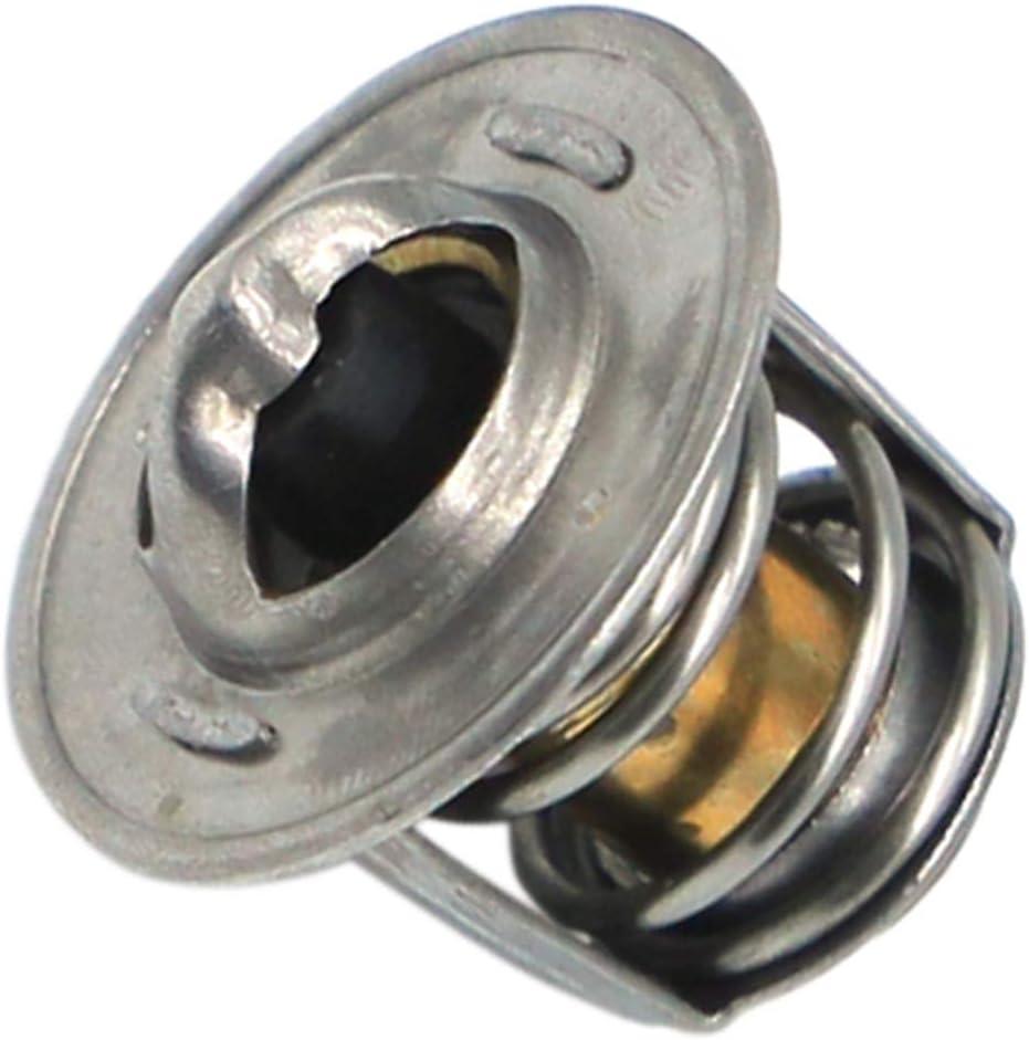 Disen parts Thermostat with Gasket 15531-73013 15531-73014 for Kubota Mower G3200 G4200 G4200H G5200H G6200H ZD18F T1600H T1600HG TG1860 ZD18 Tractor B8200EP BX1800D BX1830D BX1850D BX1860 BX1870