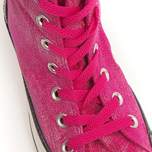 All Baskets Zip Star Sparkle Chuck Taylor Femme Wash femme mode Tri Hi Converse aECgqwvn