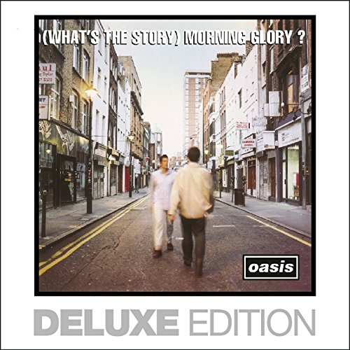 (What's The Story) Morning Glory? (Deluxe Edition ... Oasis Whats The Story Morning Glory