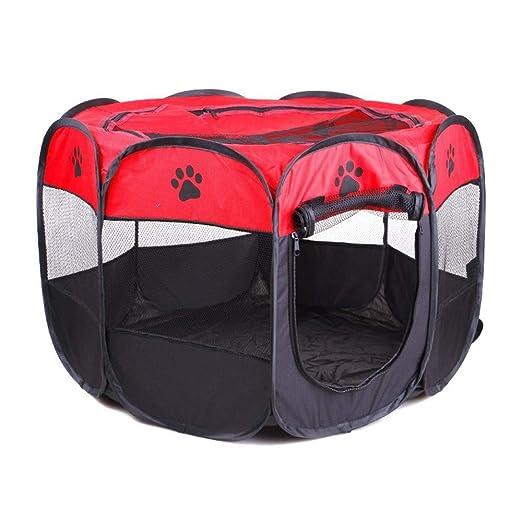 DMMW Cama para Mascotas Jaula de Juego para Mascotas Interior ...