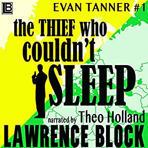 The Thief Who Couldn't Sleep Audiobook
