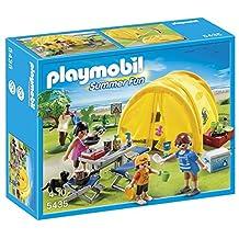 Playmobil Family Camping Trip Playset