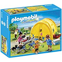 PLAYMOBIL® Family Camping Trip