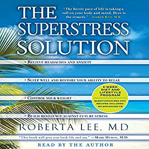 The SuperStress Solution Audiobook