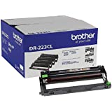 Brother Genuine Drum Unit, DR223CL, Seamless Integration, Yields Up to 18,000 Pages