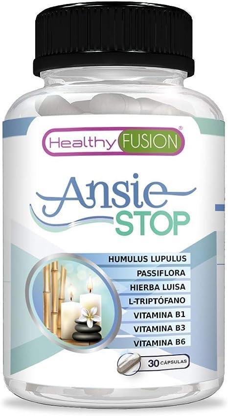 Ansiestop | Combate los síntomas de la ansiedad y el estrés ...