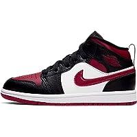 NIKE Jordan 1 Mid (PS), Zapatillas de básquetbol