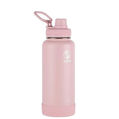 Amazon.com: Actives - Botella de agua con aislante de acero ...