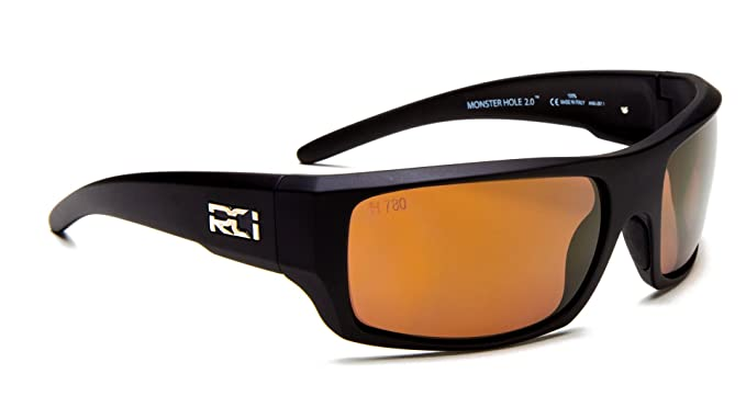 RCI OPTICS Monster Hole 2.0 H780 IR 100% Polarized Infrared Blocking Sunglasses