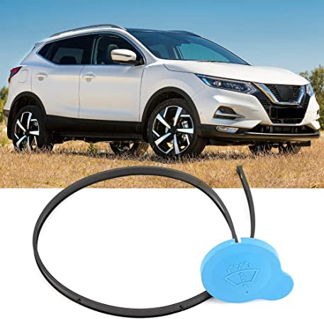 perfk 1PC Windshield Washer Bottle Cap Small Ring Lid Cover 28913JD00A For Nissan