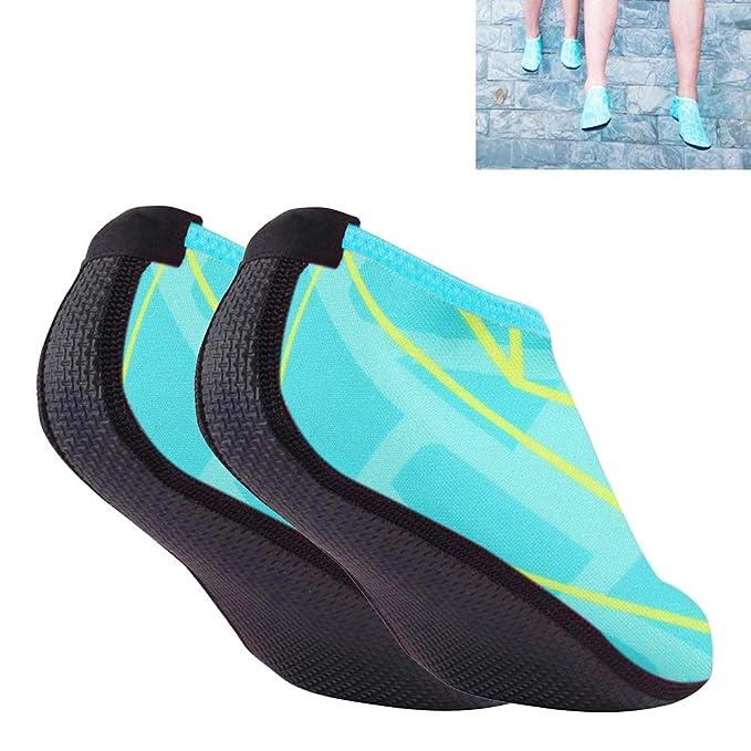 YIFEIKU Co., Ltd. Calcetines de natación, de secado rápido, antideslizantes, para deportes al aire libre, te mantiene cálido, para uso en la playa, ...
