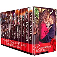 Romancing The Holidays by Crista McHugh ebook deal
