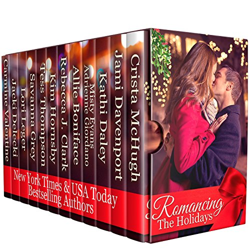 The season of Mistletoe and Christmas Cookies is almost upon us! Fall in love with ROMANCING THE HOLIDAYS: Twelve Christmas Romances  by NYT, USA Today Bestselling & Award-Winning Authors