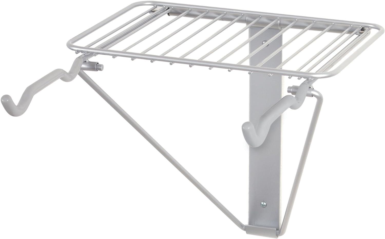 ** Delta Pablo Bicycle Folding 2-Bike Wall Mount Rack Storage for Garage Indoor