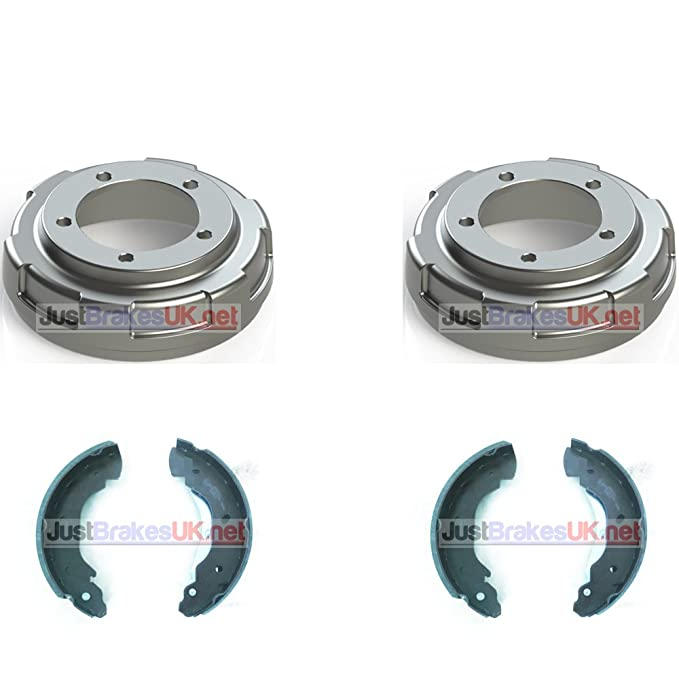 Ford Transit FWD Models 00-06 Front Brake Discs and Pads