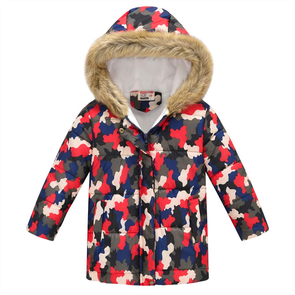 Baby Girls Winter Autumn Cotton Warm Butterfly Jacket Coat by Yuege Baby Clothes