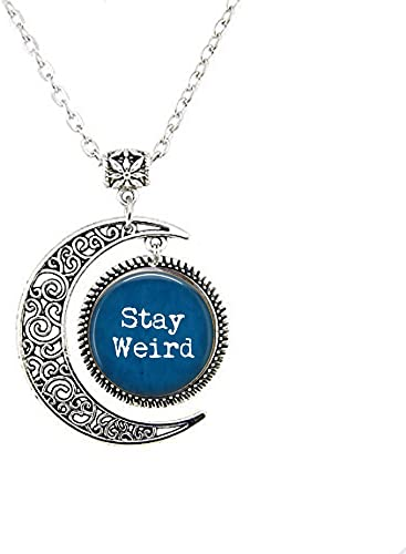 Stay Weird Necklace
