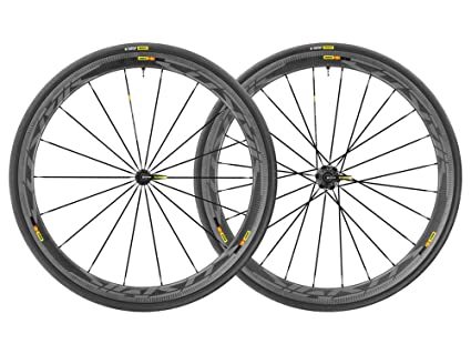 6308768f279 Image Unavailable. Image not available for. Color: Mavic Cosmic PRO Carbon  SL UST Clincher Road Bike WHEELSET