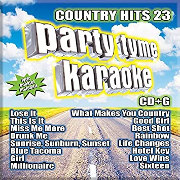 Country Hits 23 16-song G