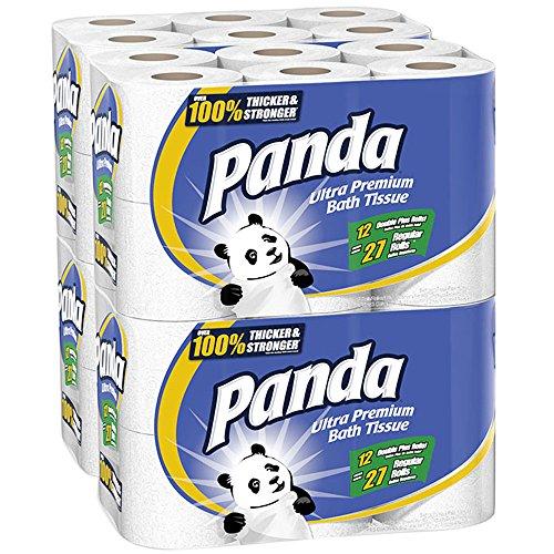 Panda Ultra Premium Toilet Paper