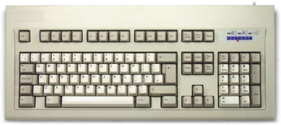 Other Original IBM Style Keyboard, Beige PS/2, [Importado de UK]