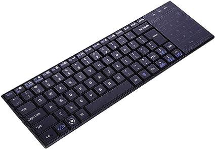 keyboard Teclado inalámbrico Bluetooth, Teclado Universal ...