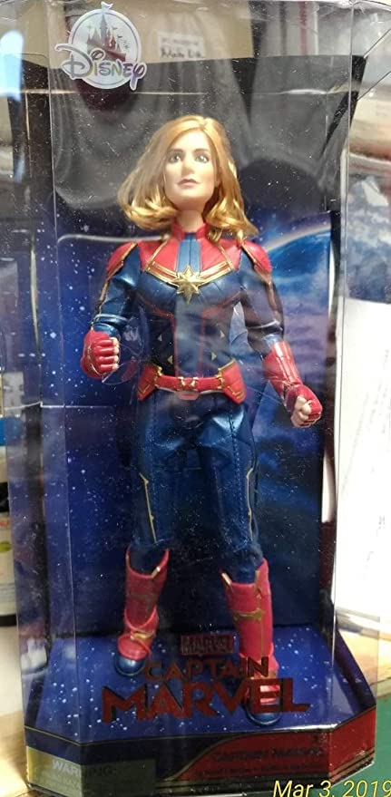 Amazon.com: Disney Marvel Studios - Muñeca del Capitán ...