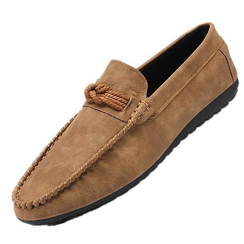 Bebete5858 Mocasines de Otra Piel para hombre: Amazon.es: Zapatos y complementos