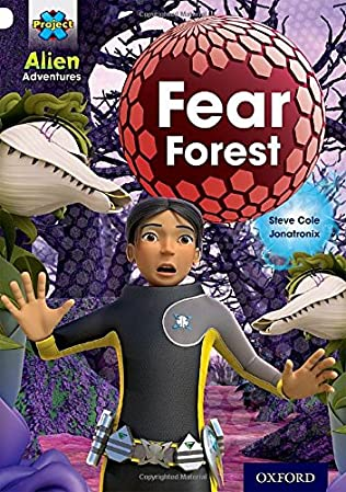 book cover of Fear Forest