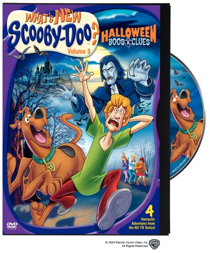 What's New Scooby-Doo, Vol. 3 - Halloween Boos and Clues (Halloween Full Movies For Kids)