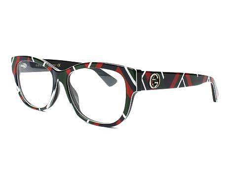 a21666bb5f7857 Lunettes de vue Gucci GG 00980 004  Amazon.fr  Vêtements et accessoires
