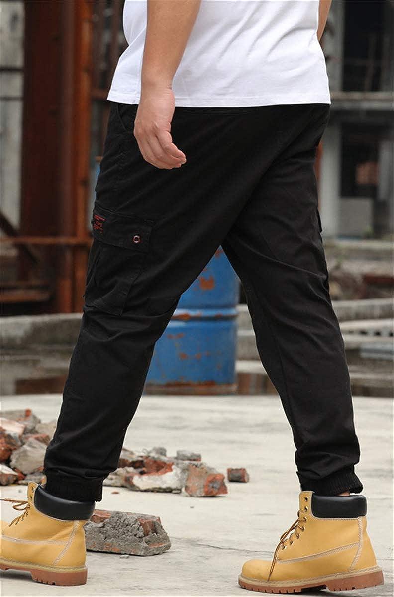 DanTile Mens Capri Cargo Shorts