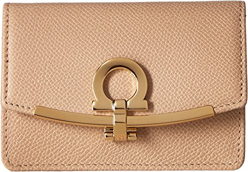Salvatore Ferragamo Women's 22D198 Macadamia One Size by Salvatore Ferragamo