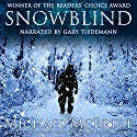 Snowblind Audiobook by Michael McBride Narrated by Gary Tiedemann