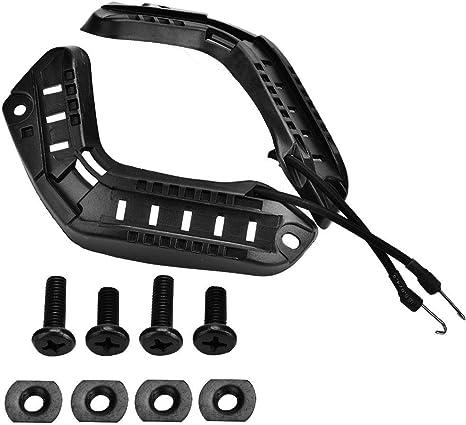 NoGa Tactical ARC FAST Helmet Accessory Rail Mount Kit Helmet Side Rail Guide CS Airsoft Protective Gear