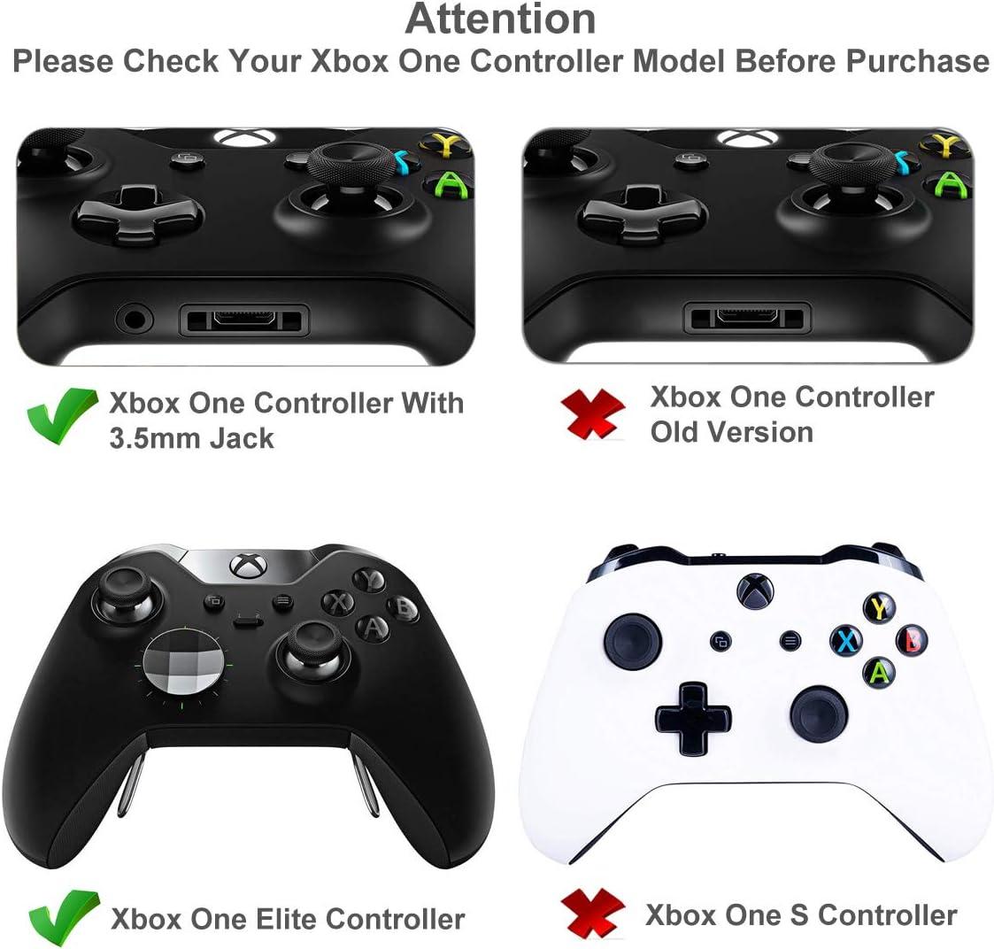 Cemobile - Juego de 2 Piezas de Repuesto para mandos de Xbox One ...