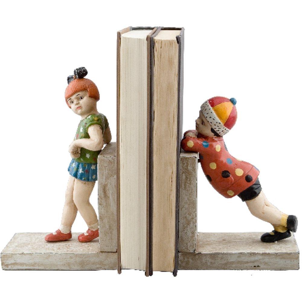 Home decor. Children Bookends. Dimension: 8.75 x 3 x 7.25.